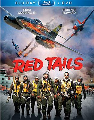RED TAILS BY HOWARD,TERRENCE (Blu-Ray)