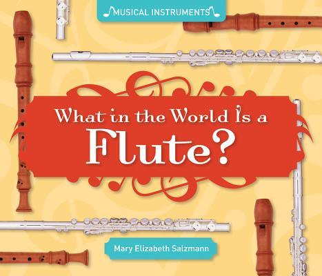 What in the World Is a Flute? By Salzmann, Mary Elizabeth