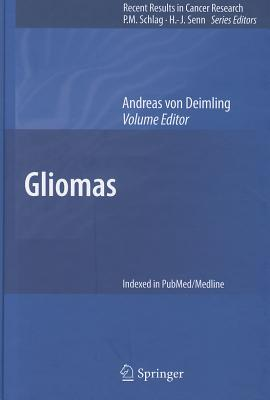 Gliomas By Deimling, Andreas Von (EDT)